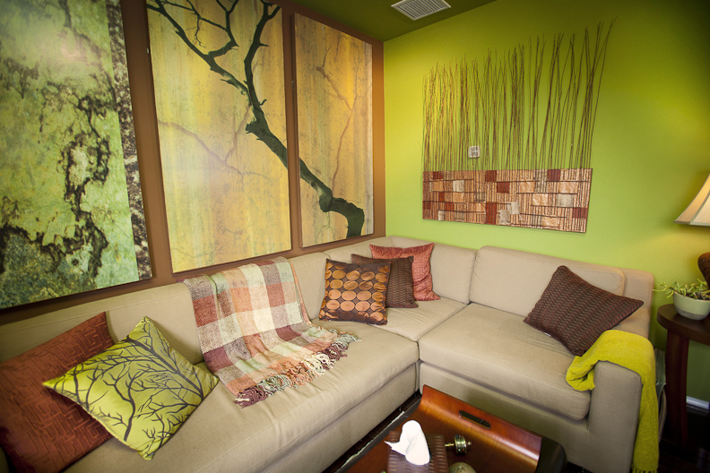 Therapist Office Design Jonathan Fong Style