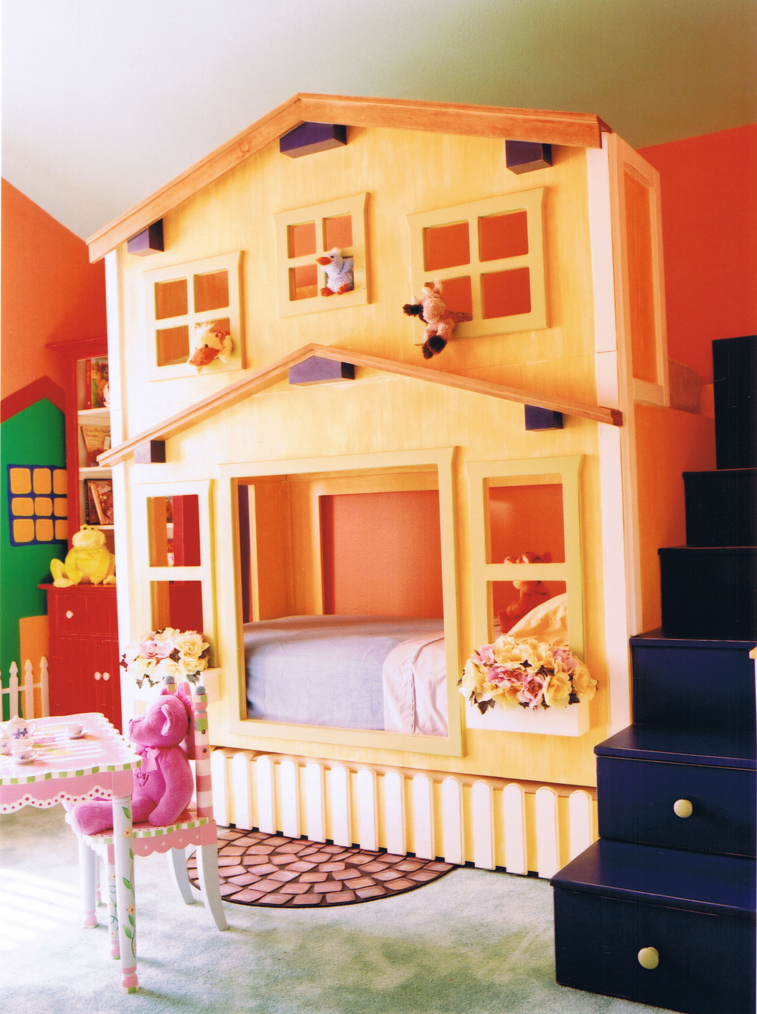 Two Story Bunk Bed ...