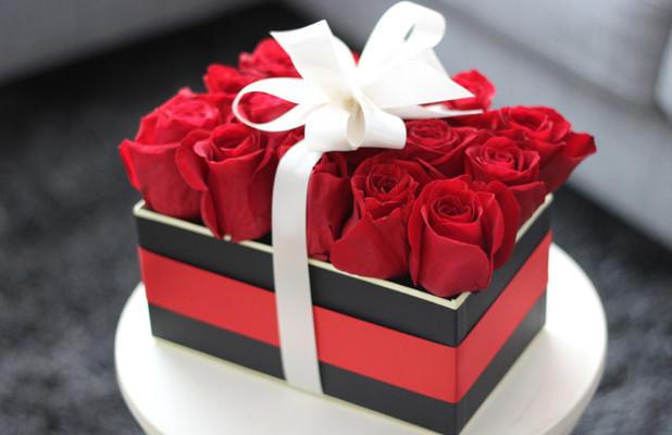 It's a gift. It's a floral arrangement. It's both! This floral ...