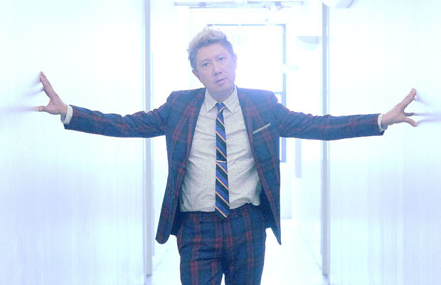 topman plaid suit