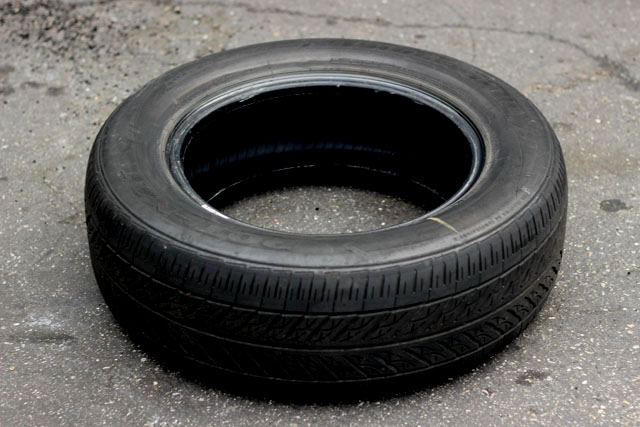 rubber tire