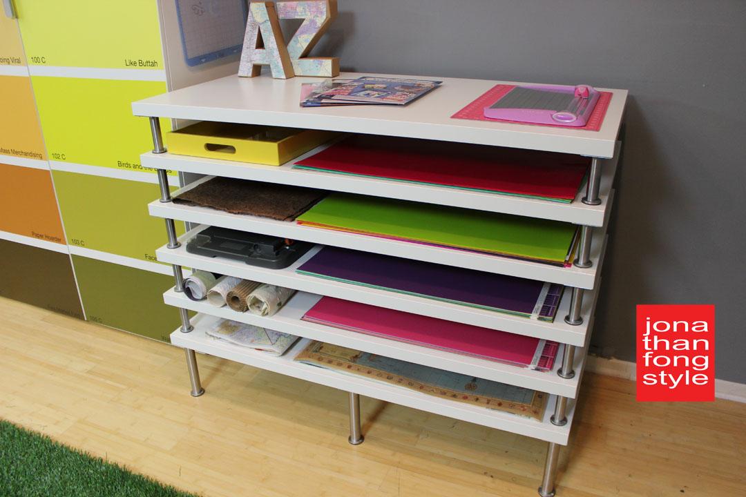 Flat File Storage Ikea Hack Jonathan Fong Style